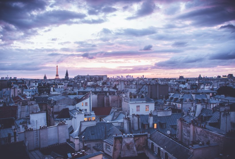 Paris: Photo by Paul Dufour on Unsplash
