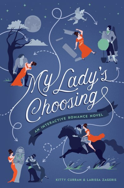 My Lady's Choosing Book: The Modest Reader