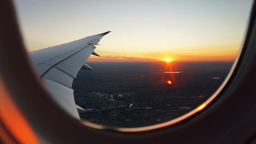 Flying High by Eva Darron on Unsplash: The Perfect Girlfriend by Karen Hamilton (The Modest Reader)