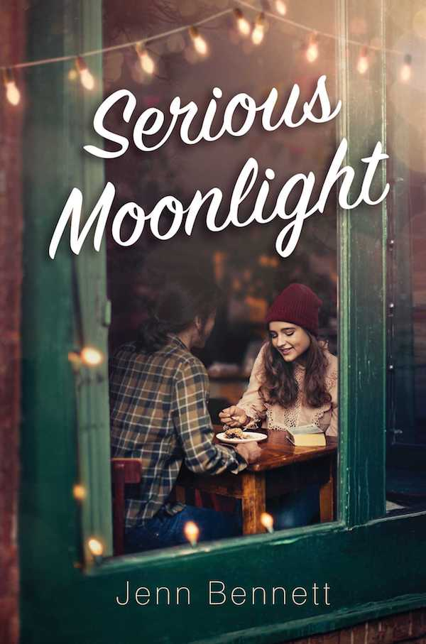 Serious Moonlight (Book Cover) by Jenn Bennett: The Modest Reader