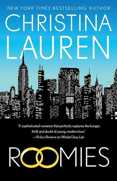 Roomies by Christina Lauren (Book Cover): The Modest Reader