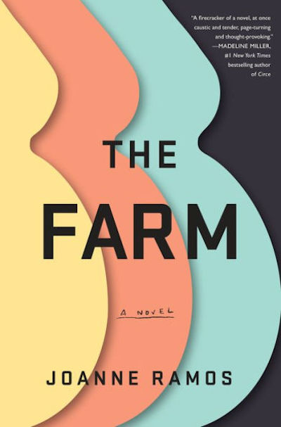 The Farm by Joanne Ramos (Book Cover): The Modest Reader