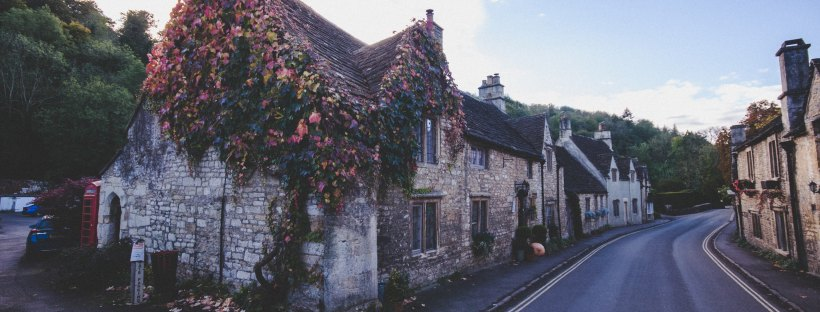 The Costwolds by Ivy Barn on Unsplash: Maybe This Time by Jill Mansell (The Modest Reader)