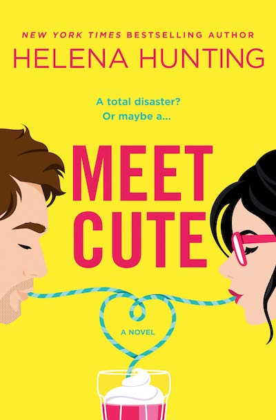 Meet Cute by Helena Hunting (Book Cover): The Modest Reader