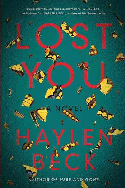 Lost You by Haylen Beck (Book Cover): The Modest Reader