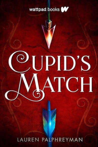 Cupid's Match by Lauren Palphreyman (Book Cover): The Modest Reader