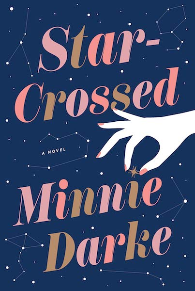Star-Crossed by Minnie Darke (Book Cover): The Modest Reader