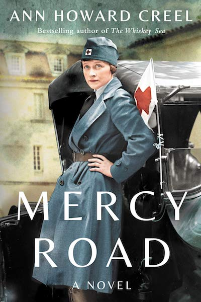 Mercy Road by Ann Howard Creel (Book Cover): The Modest Reader
