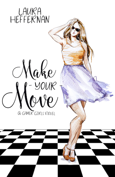 Make Your Move by Laura Heffernan (Book Cover): The Modest Reader