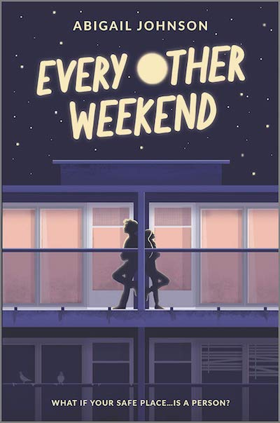 Every Other Weekend by Abigail Johnson (Book Cover): The Modest Reader