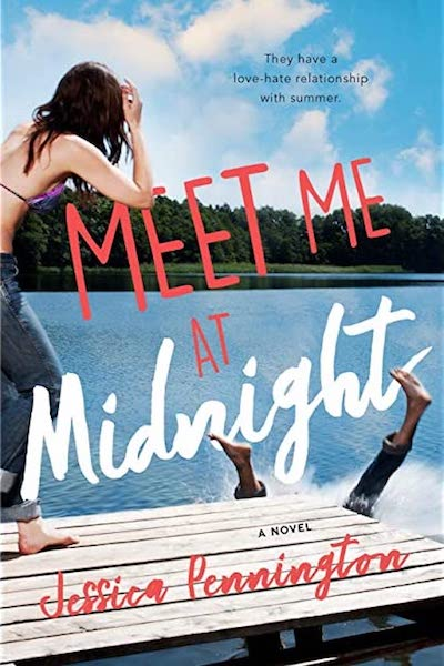Meet Me at Midnight by Jessica Pennington (Book Cover): The Modest Reader