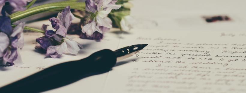 Love letters by Debby Hudson on Unsplash: Postscript by Cecelia Ahern (The Modest Reader)